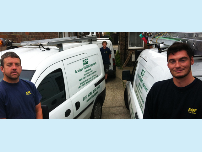 Commercial Window Cleaning Company Gatwick